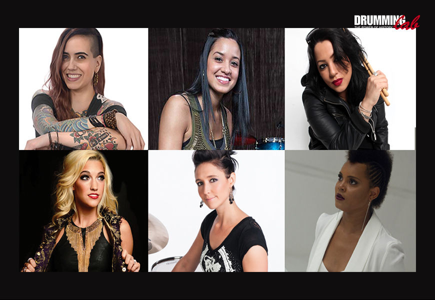 JUDGES : Top row (left to right) Natalia Miranda, Didi Negron, Lola Blu  & Bottom row (left to right)  Hannah Welton, Emmanuelle Caplette, Yissy Garcia